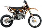 Kit déco complet Bud Racing KTM SX 65 02-08