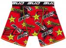 Boxer Bud Racing Flashy Rouge