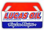 Plaque de panneautage Troy Lee Designs TLD Lucas Oil