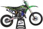Kit déco complet Bud Racing Monster Team Replica 15 KX 85 14-18