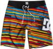 Short DC Shoes Lace Stripe Noir