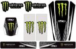 Kit stickers Factory Effex Monster Universel
