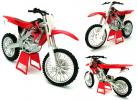 Moto miniature 1/12ème New Ray Honda CRF 450