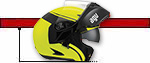 Casques AGV modulable