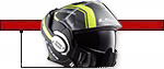 Casques LS2 modulable