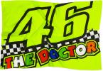 Drapeau VR46 46 The Doctor Multicolor