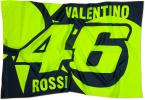 Drapeau VR46 Sole E Luna Multicolor