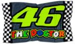 Serviette de plage VR46 46 the Doctor Multicolor