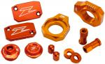 Billet Kit Zeta KTM 250SX 13-18 - 250XC 13-18 - 250SX-F/XC-F 13-18 Orange